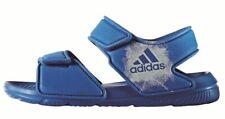 Adidas AltaSwim C Kinder Badesandale Badeschuhe Kids Sportschuhe blau weiß