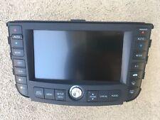 04 05 06 Acura TL Navigation Information Display Screen OEM 2004 2005 2006