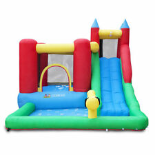 Surrey 2 Slide & Splash Inflatable Water Jumping Castle - Brand New