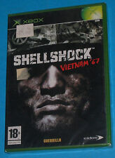 Shellshock Vietnam 67 - Microsoft XBOX - PAL New Nuovo Sealed