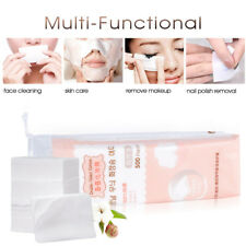 500PCS Non-woven Cotton Pads Facial Makeup Remover Deep Cleaning Nail art Clean