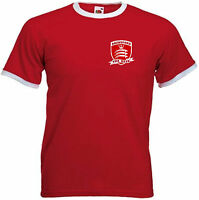 Brentford FC Football Club Middlesex Retro Soccer T-Shirt  - All Sizes Available