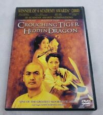 Crouching Tiger, Hidden Dragon Dvd Pre-Owned