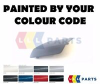 VW GOLF R MK6 FRONT HEADLIGHT WASHER COVER CAP LEFT PAINTED BY YOUR COLOUR CODE