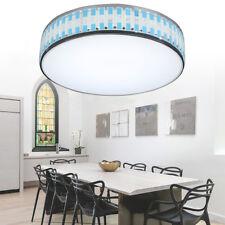 36W LED Lámpara de Techo Plafón inalambrico Inalámbrico Regulable Luz Remoto ES