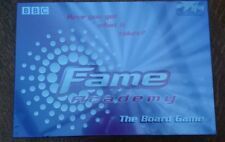 BBC  FAME ACADEMY  The Board Game  NEW and sealed