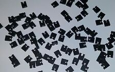 "NEW 100x Mini Micro Header 2.54mm 0.1"" Circuit Board Shunts Short Jumper Cap USA"