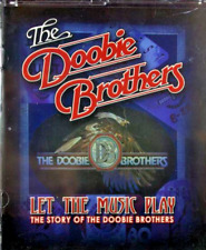 The Doobie Brothers: SUPER DVD NEW! Let the Music Play,Concerts,History,40 years
