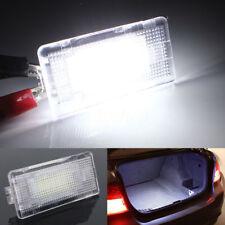 LED Footwell Luggage Trunk Boot Light Canbus For BMW E39 E60 F10 E63 E65 E81 E82