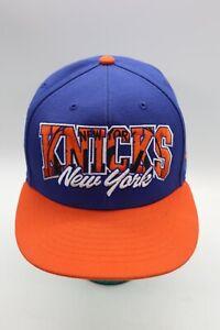New York Knicks Vintage Embroider Hat Cap '47 Brand Snap back