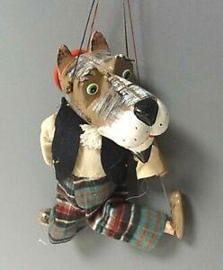 Vintage Pelham Puppets SL63 Scottie Dog