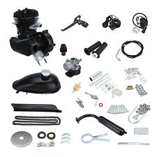 80cc Gas Moteur Motorisierte Fahrrad Benzin Hilfsmotor Bike Engine Kit 2-Takt