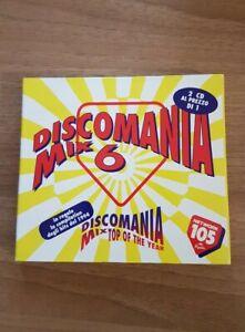 2 CD DISCOMANIA MIX 6