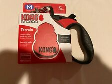 Kongs 5m retractable tape dog lead