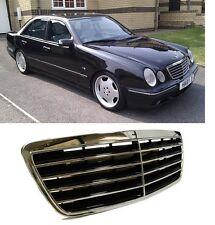 GRILLE DE CALANDRE MERCEDES CLASSE E W210 LOOK AVANTGARDE 07/1999 A 2002