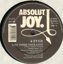4 EVER - Lost Inside Your Love - Absolut Joy