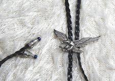 Bolotie Westernkrawatte Adler eagle Country Line Dance Krawatte Bolo
