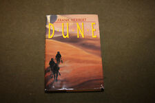 Dune by Frank Herbert Hardcover w/ DJ Book Club Edition