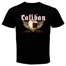 Cool CALIBAN five-piece metalcore band Heaven Shall Burn T-Shirt S M L XL 2XL