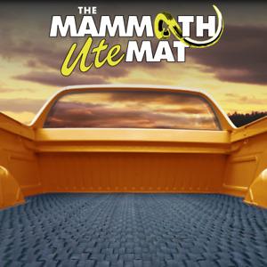 Mammoth Ute Mat - Toyota Hilux Dual Cab 2001 - 2004