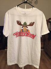 Chevy Chase National Lampoon Vacation Wally World Men Shirt Medium