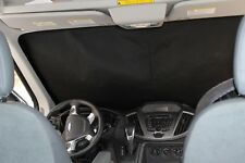 Ford Transit Window Cover WINDSHIELD curtain HELD ON WITH MAGNETS Sun Shade