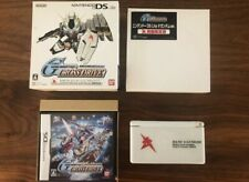 [Complete In Box] Nintendo DS Lite RX-93 v Gundam Limited Edition