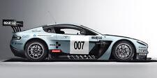 2012 ASTON MARTIN VANQUISH GT3 CAR POSTER PRINT 18x36 HI RES