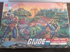 Vintage G.I. Joe Mural Puzzle, Scene 3: Road Pig Vs. Repeater, 221 Pc, Hasbro