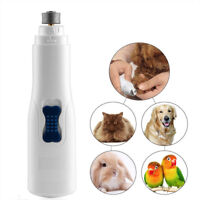 Dog Nail Grinder Clipper Trimmer for Pets Cats Professional Trimmer Grooming
