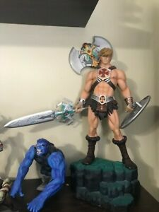 He-man Neca statue limited to 750
