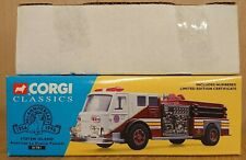 Corgi 51701 Staten Island American La France Fire Tender Pumper Ltd Edition
