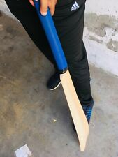 CRICKET BAT BIG 43 mm EDGES SAME NB GM MRF+FREE HANDEL GRIPE + FREE SHIPPING