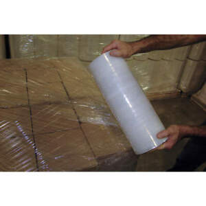 GRAINGER APPROVED 15G115 Stretch Wrap,Cast,Heavy Duty