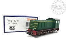 ROCO 72810 locomotiva diesel da manovra FS D236 livrea verde epoca III / IV 1/87