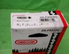 "1 NEW Oregon 20LPX072G Chainsaw Chain 18"" .325 .050 72 Drive Links"