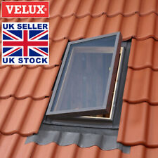 VELUX VLT Conservation Access Escape Roof Window 45x73cm +flashing Loft Skylight