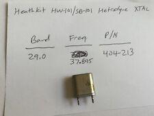 Heathkit HW-101/SB-101  P/N 404-213 10 meter (29.0 mhz) tested