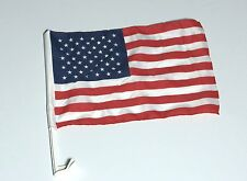 USA AUTO- DEKO FAHNE / STARS & STRIPES FLAGGE - AMERIKA (america, us car flag)