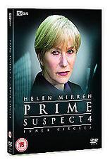 Prime Suspect 4 Inner Circles DVD Helen Mirren Jill Baker UK Release New Sealed