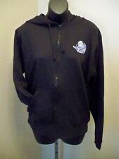 New-Evansville Icemen Womens Small Black ZipUp Hoodie Jacket