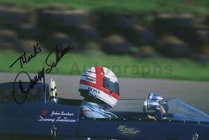 Danny Sullivan - 1988 CART Championship - Signed 8 x 12 Photograph