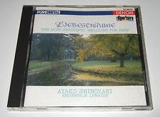 Liebestraume - The Most Beautiful Melodies For Harp (CD, 1990) Shinozaki, Denon