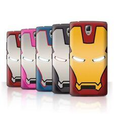 Superhero Mobile Phone Fitted Cases/Skins for Lenovo