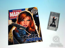 Black Widow Statue Marvel Classic Collection Die-Cast Figurine Limited New #72