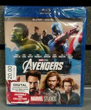 The Avengers | Marvel Studios | BluRay/Digital | 100% Authentic | NEW