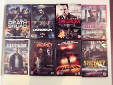 Horror / Action Dvd Collection / Bundle / No Vacancy / Hush / Find Me Guilty