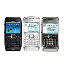 Разблокированный Nokia E71 сеть 3G WIFI GPS оригинальный мобильный телефон 3.15MP камера 2.4in