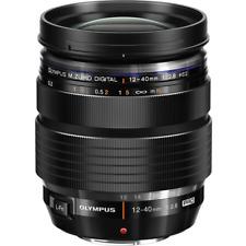 Olympus M.Zuiko Digital 12-40mm F2.8 PRO Lens - Black: White Box