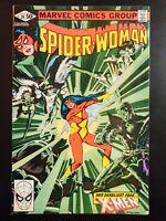 SPIDER-WOMAN #38 (1981 MARVEL Comics) ~ FN Comic Book